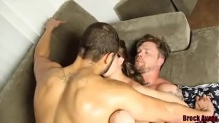 Brock Avery in Best bisexual threesome ever
